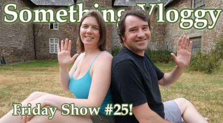 On Castles, Walls, and No Waterfalls. Friday Show #25
