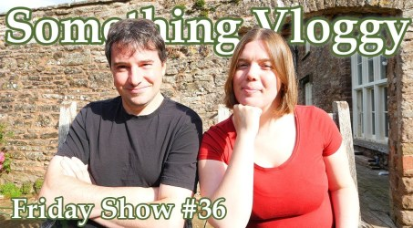 Behinds The Scenes At Caerleon, What's Next, and More! – Friday Show 36
