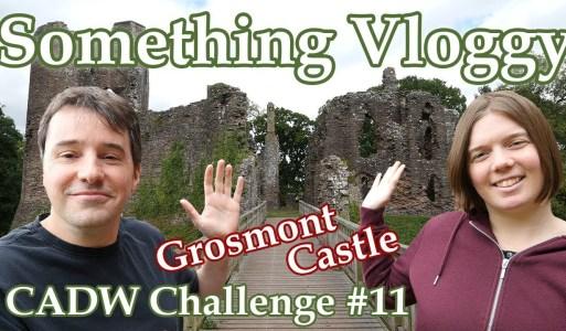 Grosmont Castle The Beautiful  – CADW Challenge #11