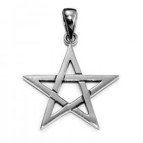 Medium Pentagram Pendant