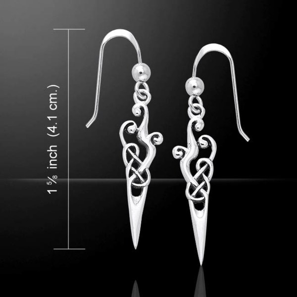 Urnes Earrings