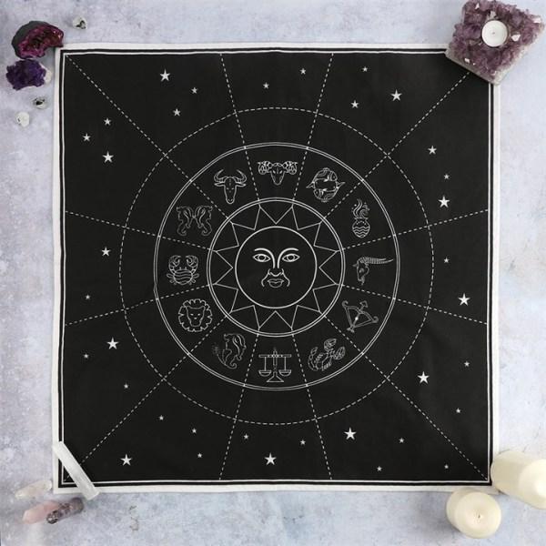 Star sign altar cloth
