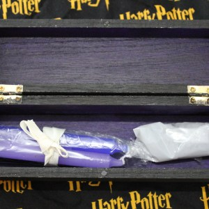 Purple witchy box