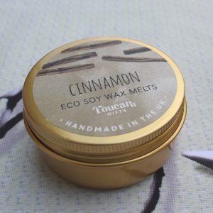 cinnamon wax melts
