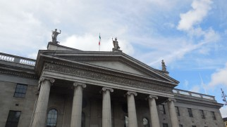 The GPO on Easter Monday