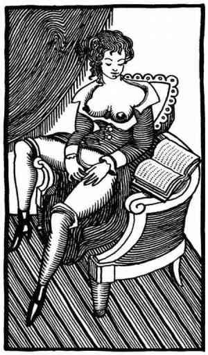 woman-masturbating-reading-book