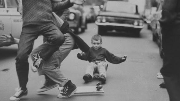 Vintage Skateboarding Photographs (3)