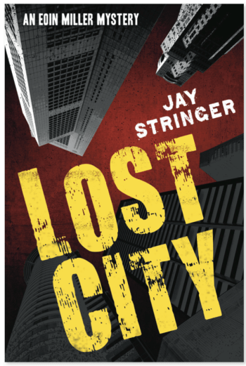 jay stinger lost city