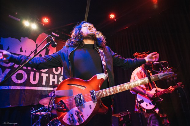 Gang of Youths in Sydney