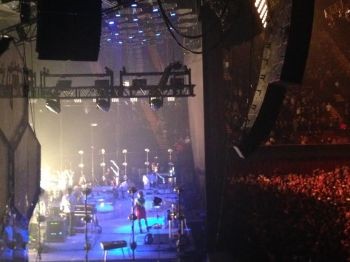 Arcade Fire at The Forum 1