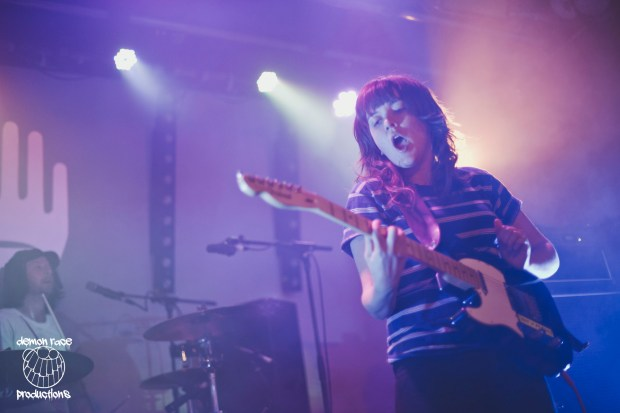Courtney Barnett live in Sydney