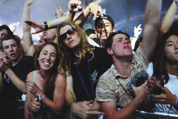 Groovin the Moo Canberra by Lauren Engel