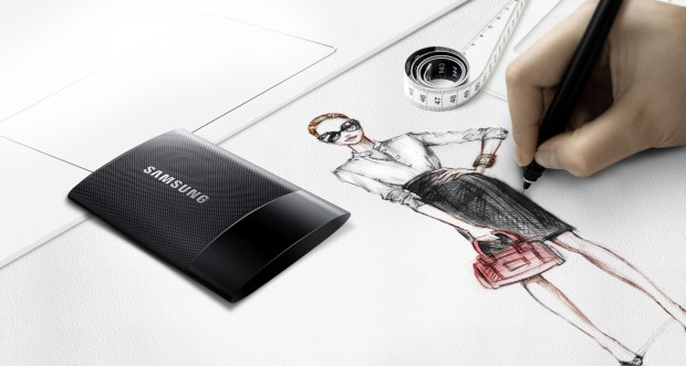 Samsung Portable SSD T1 Graphics Designer