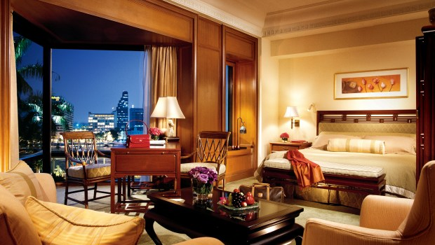 The Peninsula Bangkok Grand Deluxe Room