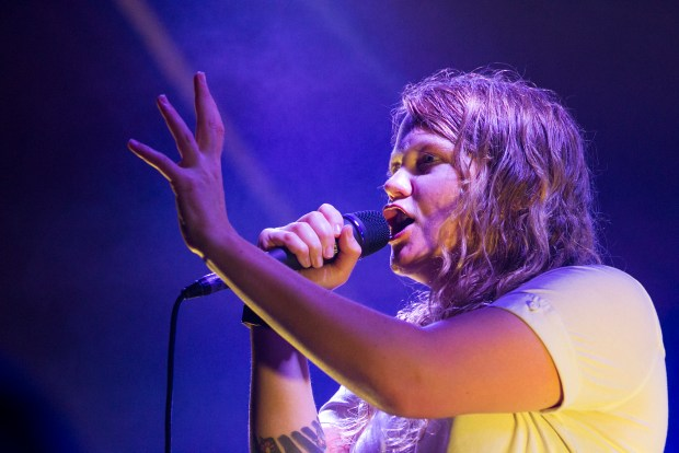 Kate Tempest at Sydney Festival by Jamie Williams-2