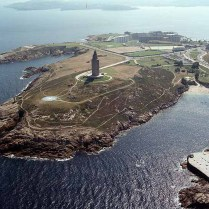 Tower of Hercules lighthouse