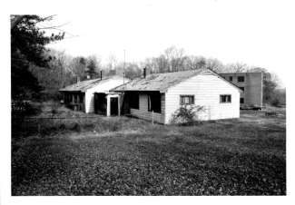 Forest Haven staff residence