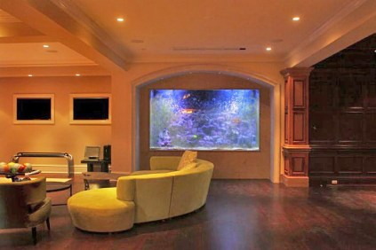 basement lounge