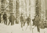 SPRR survey crew circa 1883