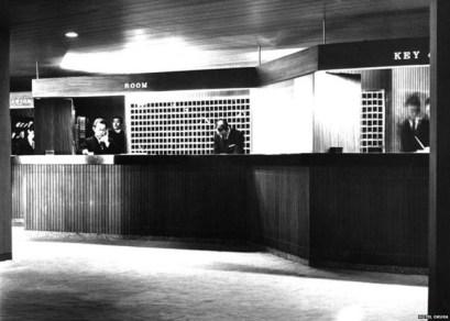 Okura lobby