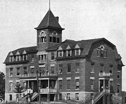 Crary Hall 1910