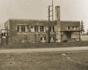 Whittier ACS building