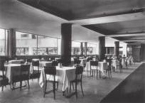 The dining room of the Grand Hotel on Lopud Island.