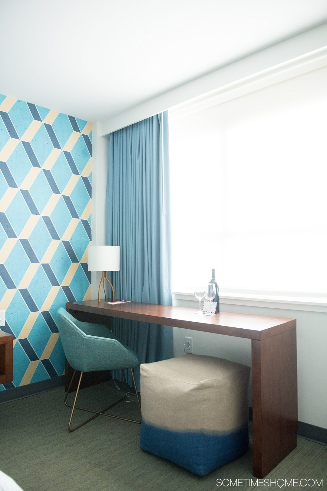Unscripted Hotel Durham Review North Carolina Mid Century