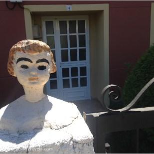 Random Doll's Head