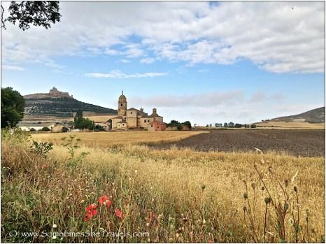 Castrojeriz, 2014 Camino Francés