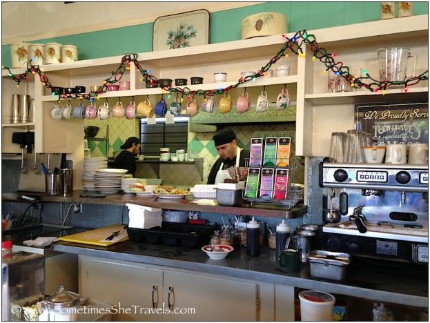 Squirrel Café Point Reyes Station