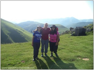 Little did I know at the time that Ana and Yeni from Mexico would become two of my closest friends on the Camino