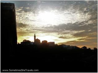 Camino de Santiago: Sansol Dawn