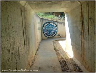 Camino de Santiago: Scallop Graffitii