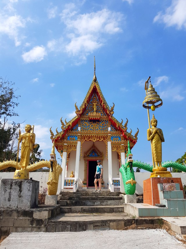 First cycling tour in Thailand
