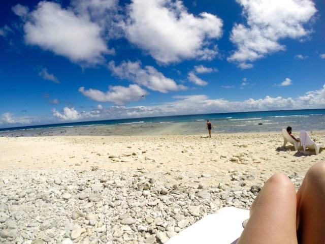 Lady Elliot Island beach