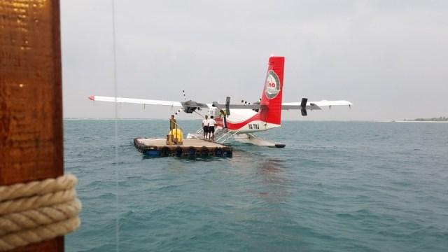 Seaplane Ellaidhoo