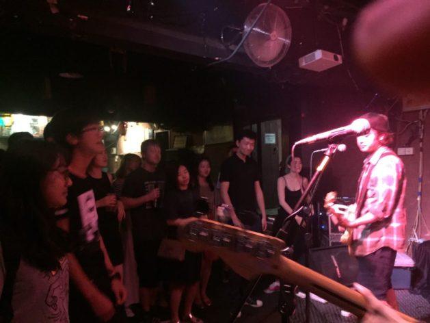 Sid with Redundant Seconds, Beijing