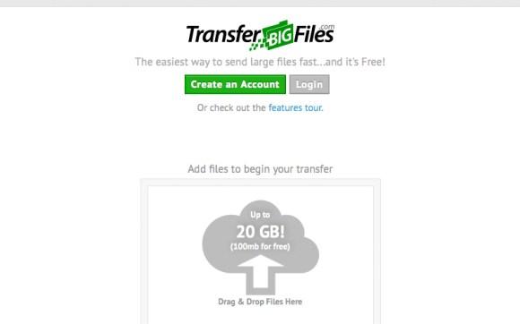 transfer-bigfiles