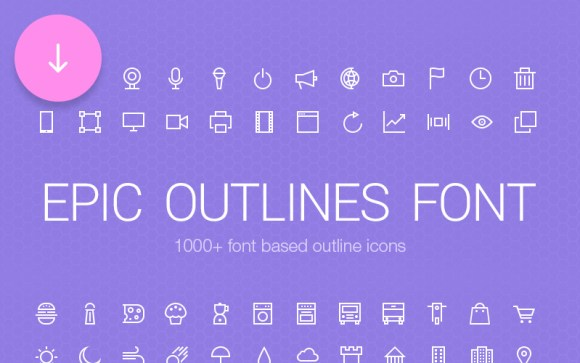 Epic-Outlines-Icon