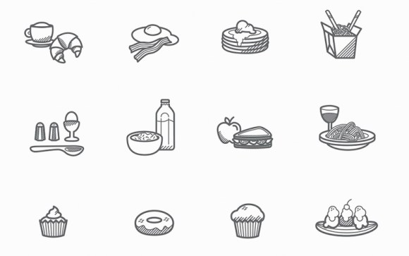 Free-Foody-Icons-
