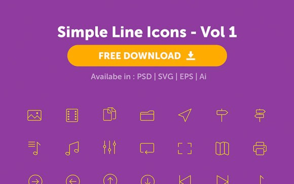 Simple-Line-Icons-