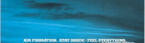 Air Formation: Stay Inside/Feel Everything (Clairecords, 2004)