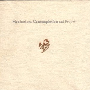 Jesse Eubanks Meditations, Contemplations, and Prayers