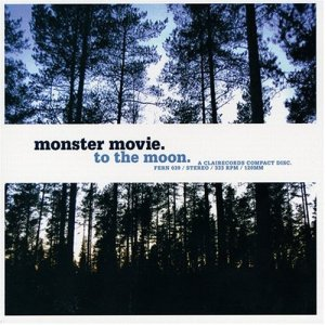 Monster Movie To The Moon