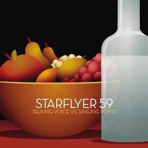 Starflyer 59 Talking Voice vs Singing Voice