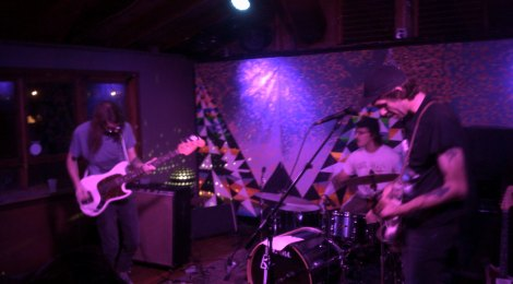 An Interview with Soda Lilies at Cheer Up Charlies (sort of) - January 15, 2017 (sort of)