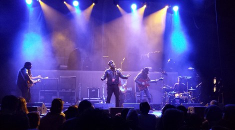 The Veldt: Live Review at the Palace Theater, St. Paul, MN - March 12, 2017