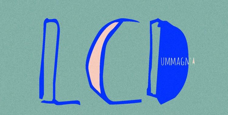 FOR IMMEDIATE PRE-ORDER: Ummagma - LCD EP