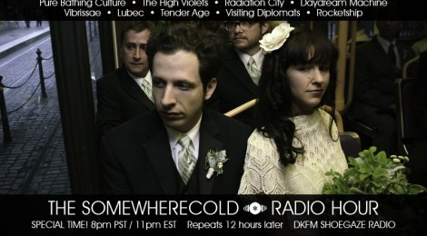 NOW STREAMING! The Somewherecold Radio Hour Episode #10 - Portland, Oregon